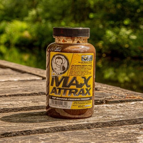 NEW MAX ATTRAX TOP BANANA LIQUID