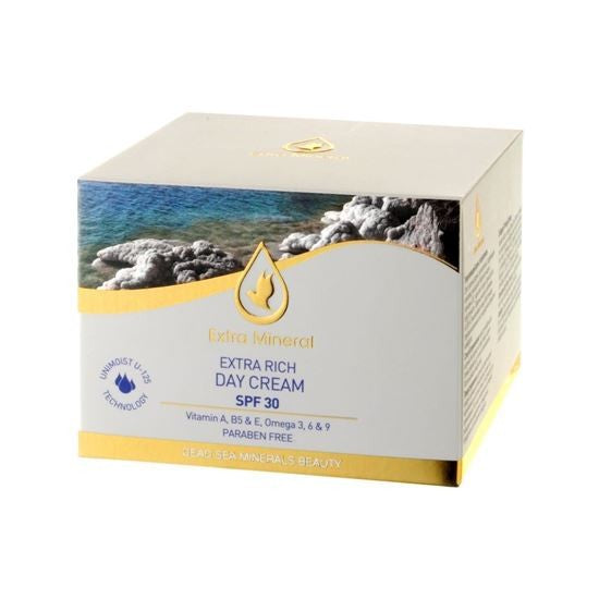 Extra Mineral Extra Rich Day Cream SPF-30