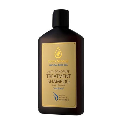 Extra Mineral Anti-Dandruff Treatment Shampoo