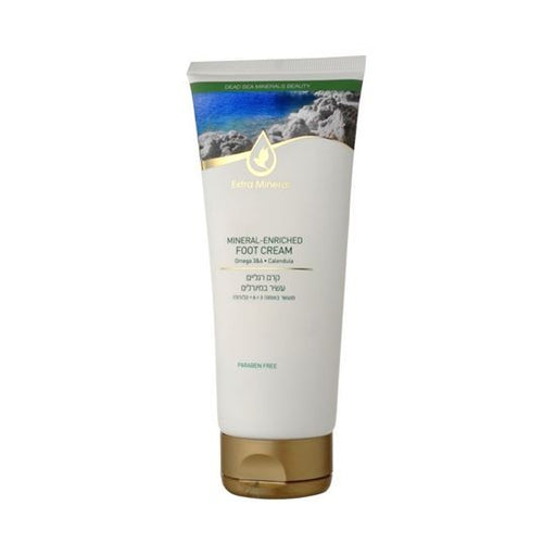 Extra Mineral Mineral-Enriched Foot Cream