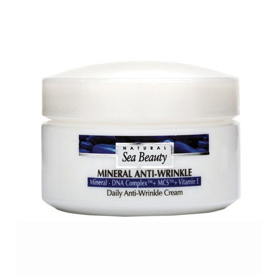 Natural Sea Beauty 'Mineral Active' Anti-Wrinkle Cream
