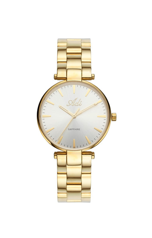 ADI Women's Gold-Toned Stainless Steel Watch