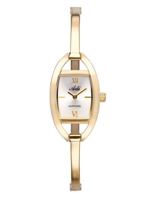 ADI Women's Fashion Watch - Gold, Thin Strap