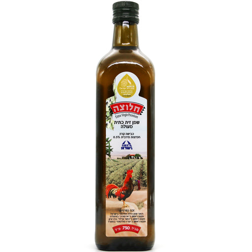 Extra Virgin Olive Oil from the Negev desert