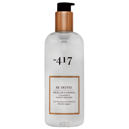 Minus 417 Re Define Micellar & Mineral Dead Sea Water