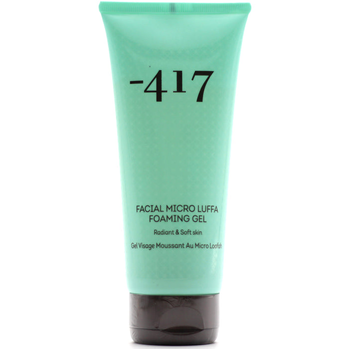 Minus 417 Re Define Facial Micro Luffa Foaming Gel