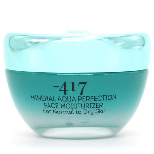 Minus 417 Mineral Aqua Perfection Face Moisturizer for Normal to Dray Skin