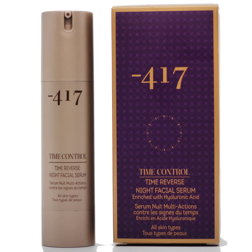 Minus 417 Time Control Reverse Night Facial Serum