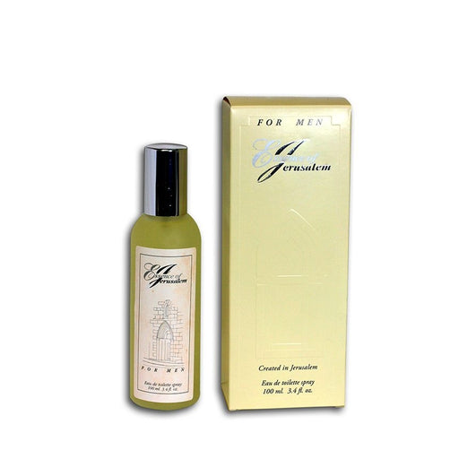 Essence Of Jerusalem For Men - Eau De Toilette Spray - Gift Size Bottle 100 ml