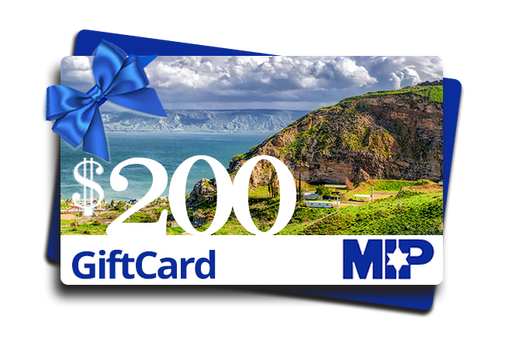 $200 Gift Card for MIP store