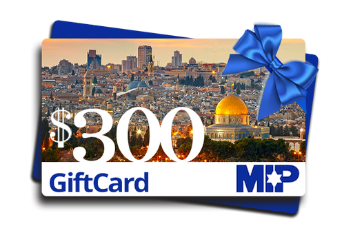 $300 Gift Card for MIP store