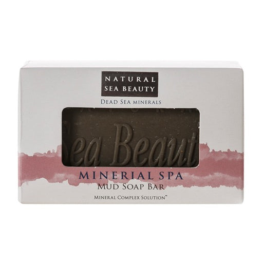 Natural Sea Beauty 'Spa' Mud Soap Bar