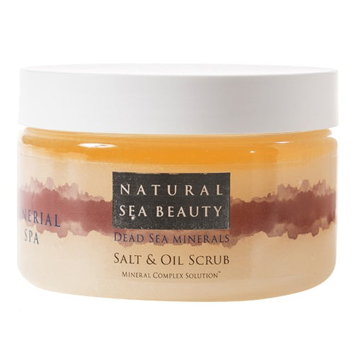 Natural Sea Beauty 'Spa' Salt & Oil Scrub