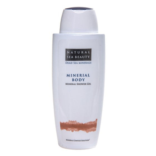 Natural Sea Beauty 'Mineral Body' Mineral Shower Gel
