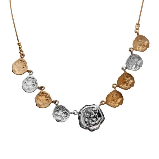 Pure For God Nine Coin Necklace