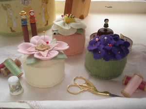 Posy Pin Cushions