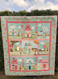 Welcome Home in Spring QUILT