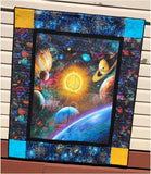 Out of this World' Quilt