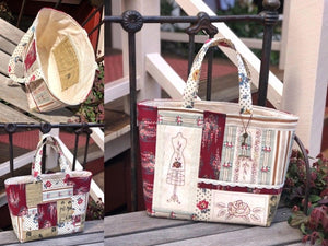 'Vintage Market' Bag Kit