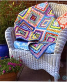 'Pleated Log Cabin' Quilt