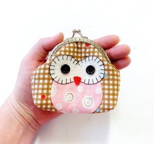 'Owl Purse' Kit