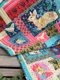 'Woodland Dreaming' Quilt Kit
