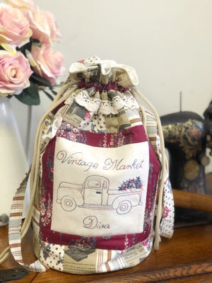 'Vintage Diva' Backpack Kit
