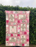 'Vintage Bears' Quilt