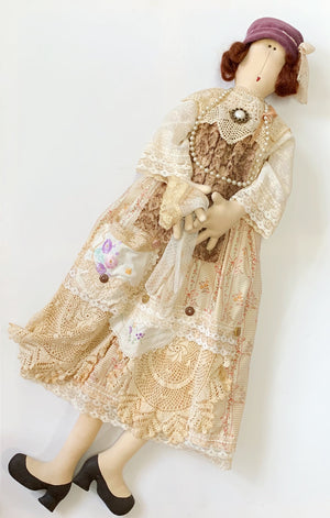 'Miss Audrey' Doll