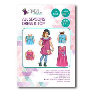 'All Seasons Dress & Top'