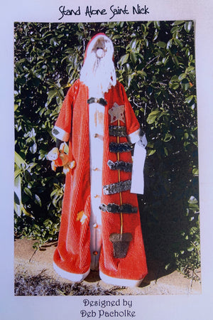 'Stand Alone St Nick' Doll