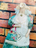 'Shelby-Rose' Doll