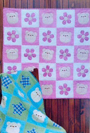 'Baby Baby' Quilt