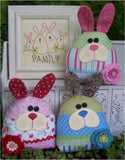 'Bunny Bundles' Softies