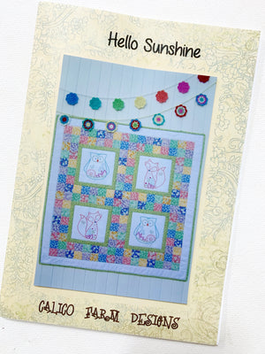 'Hello Sunshine' Quilt
