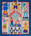 'Toytime Circus' Quilt