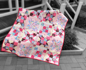 'Four Block' Quilt Kit