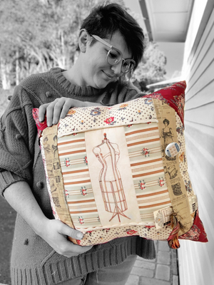 'Work Cushion'