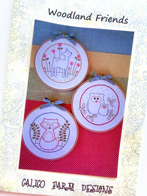 'Woodland Friends'