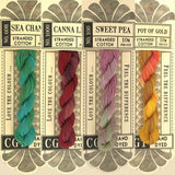 Cottage Garden Threads - Signature Range (Colours 1701 - 2406)
