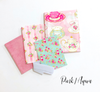 'Girls Ruffled Apron' Kit
