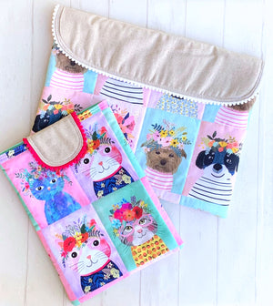 'Tablet + Laptop Case Duo'