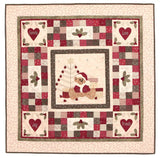 'Teddy's First Christmas' Quilt