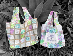 'Reversible Shopping Tote' Bag PDF Download
