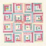 'Round and Round the Garden' Quilt Pattern