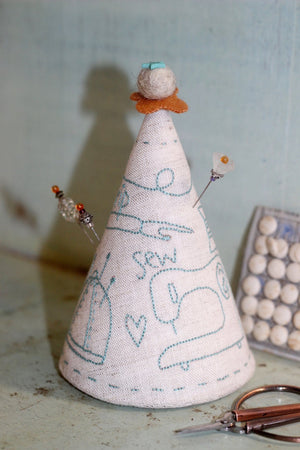 'Sew Essential' Pincushion