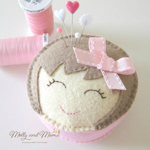 Miss Molly Pincushion Kit