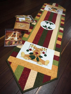 Ronald Reindeer Tablerunner Kit