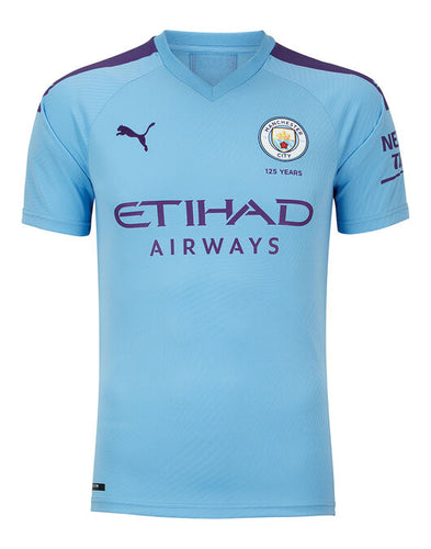 Man City Home Kit- Top & Bottom