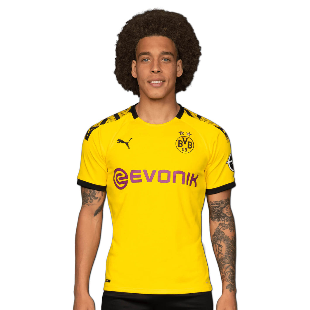 Borussia Dortmund Home Kit- Top & Bottoms